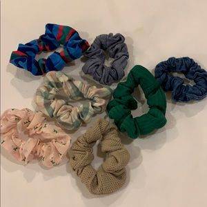 Urban Outfitters Scrunchie Bundle